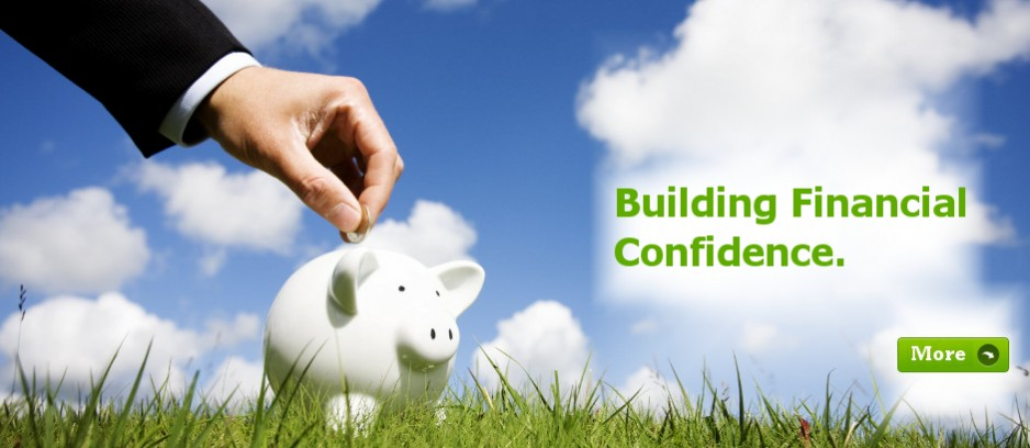 Building financial confidence